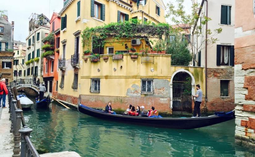 Italy take 3; Venice